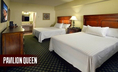 Pavillon Queen Room At El Cortez Hotel & Casino
