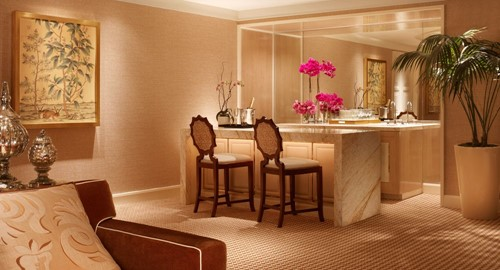 Salon Suite Room At Encore Resort