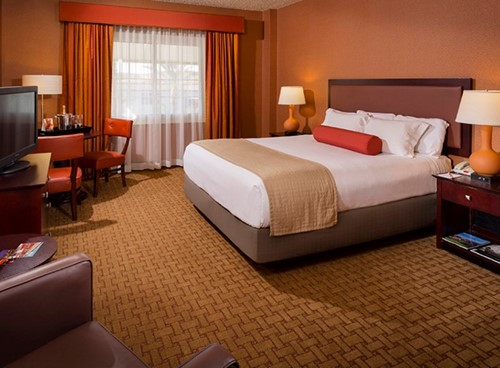 RESORT KING OR QUEEN ROOM Room At Eureka Casino - Las Vegas