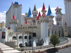 Excalibur Hotel and Casino Rest