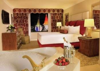 Royal Luxury Suite Room At Excalibur Hotel and Casino