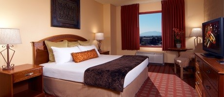 Deluxe Hotel Room Room At Fiesta Rancho Casino Hotel