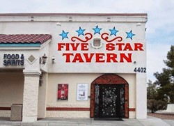 Five Star Tavern 51 Rest