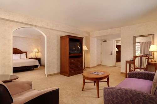 Studio Room At Flamingo Las Vegas