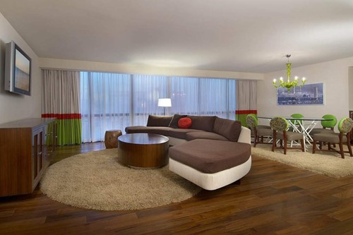 Metropolitan Suite Room At Flamingo Las Vegas