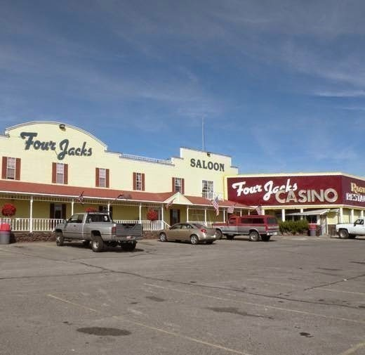 Four Jacks Hotel and Casino