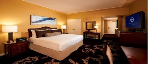 Deluxe King Room At Green Valley Ranch Resort, Spa and Casino