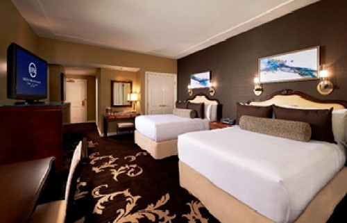 Deluxe Two Queen Room At Green Valley Ranch Resort, Spa and Casino