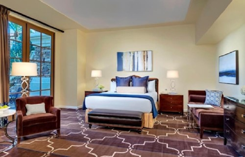Executive King Suite Room At Green Valley Ranch Resort, Spa and Casino