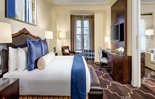 Grand Suite Room At Green Valley Ranch Resort, Spa and Casino