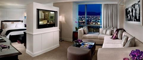 King Suite Room At Hard Rock Hotel and Casino