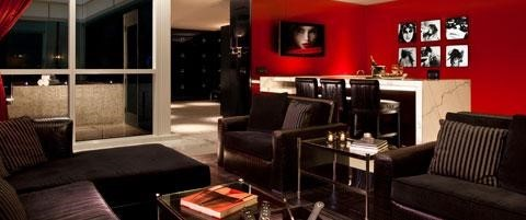 Provocateur Suite Room At Hard Rock Hotel and Casino