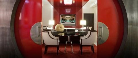 Infinity Suite Room At Hard Rock Hotel and Casino