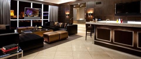 Living Art Ultra Lounge Room At Hard Rock Hotel and Casino