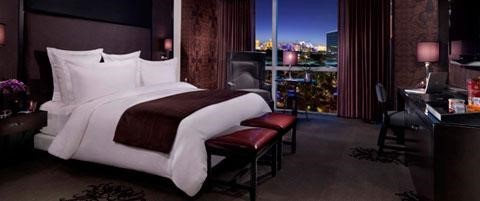 King Room At Hard Rock Hotel and Casino