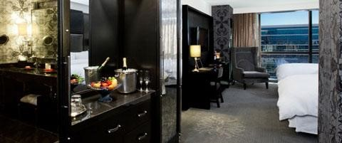 Queen Room At Hard Rock Hotel and Casino