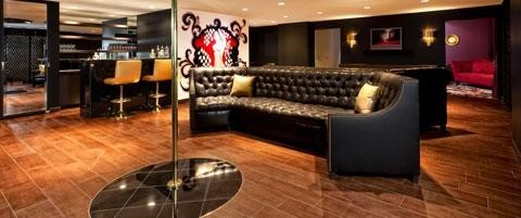 Bachelor Pad Room At Hard Rock Hotel and Casino