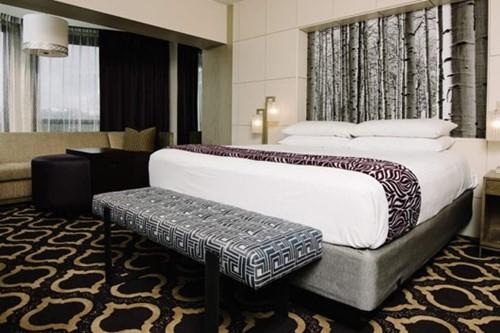 Premium Room At Harrah's Lake Tahoe Hotel and Casino