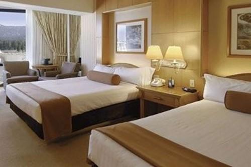 Luxury Room At Harrah's Lake Tahoe Hotel and Casino