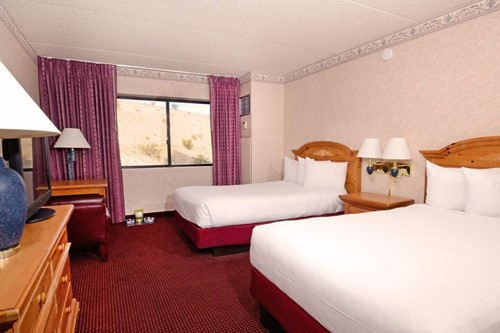 North Tower Deluxe Petstay Room At Harrah's Laughlin Casino & Hotel