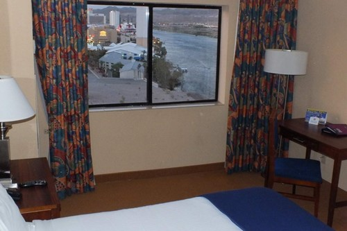 North Tower River View Room At Harrah's Laughlin Casino & Hotel