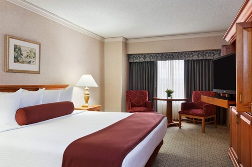 Classic Room At Harrah's Reno Casino and Hotel