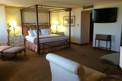 Royal Suite Room At Harrah's Reno Casino and Hotel