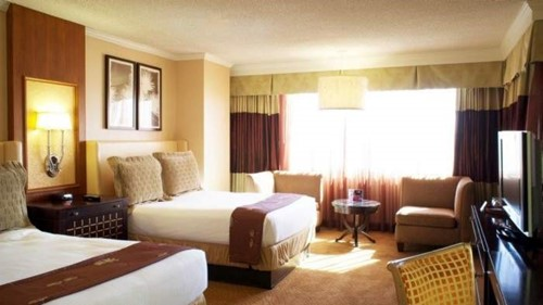 Luxury Room At Harrah's Reno Casino and Hotel