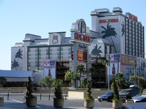 Hooters Casino Hotel image