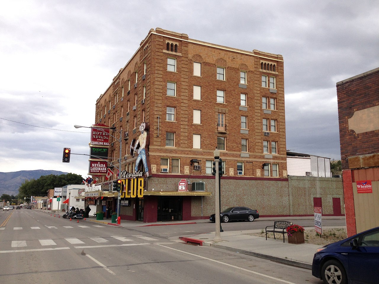 Hotel Nevada and Gambling Hall