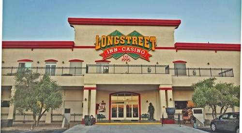 Longstreet Hotel, Casino, and RV Resort image