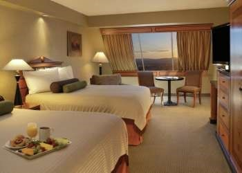 Suites & Rooms at Luxor Hotel and Casino, Nevada