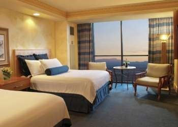 Tower Deluxe Room At Luxor Hotel and Casino