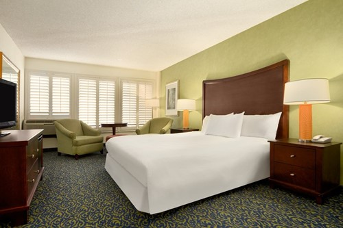 Deluxe King Room At Main Street Station Casino Brewery and Hotel