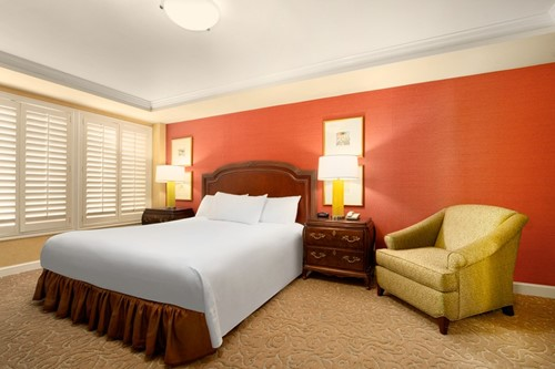 Deluxe Suites Room At Main Street Station Casino Brewery and Hotel