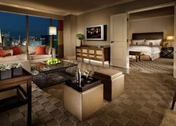 Sky View Suite Room At Mandalay Bay Resort & Casino