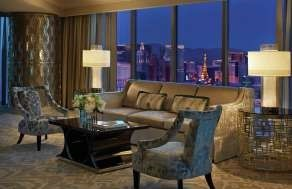 Presedential Suite Room At Mandalay Bay Resort & Casino