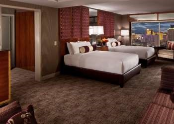 Executive Suite Room At MGM Grand Las Vegas