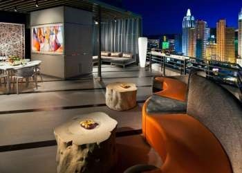 Skyline Terrace Suite Room At MGM Grand Las Vegas