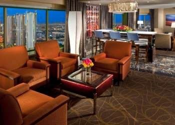 Skyline Marquee Suite Room At MGM Grand Las Vegas