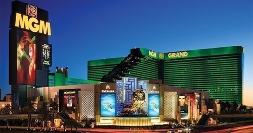 MGM Grand Las Vegas Casinos