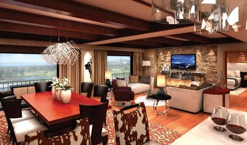 Tahoe Suites Room At MontBleu Resort Casino & Spa