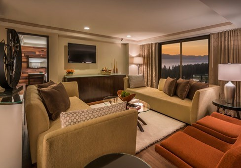 Executive Suites Room At MontBleu Resort Casino & Spa