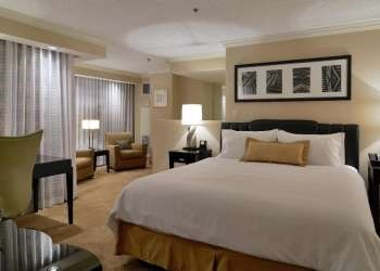 One Bedroom Luxury Suite At New York New York Hotel Casino