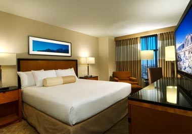 Luxury Tower Rooms Room At Palace Station Hotel and Casino