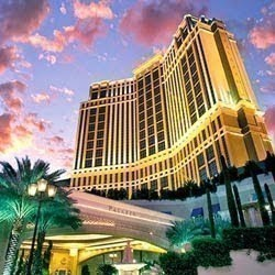 The Palazzo Resort Hotel Casino Rest