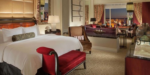 Luxury Suite Room At The Palazzo Resort Hotel Casino