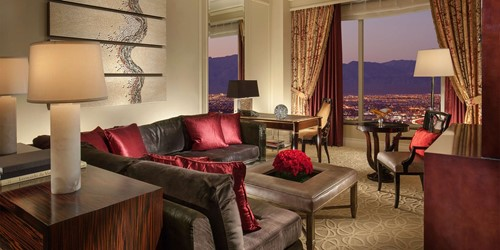 on suite to two tower with vegas las us regard bedroom incredible mirage suites fromgentogen