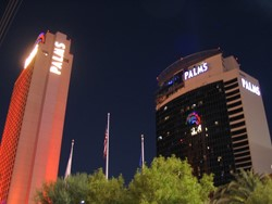 The Palms Casino Resort Rest