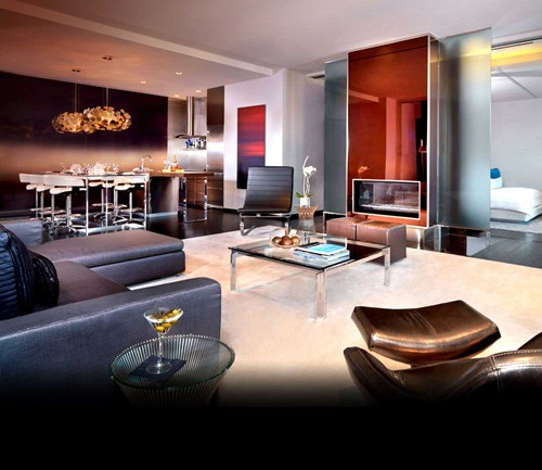 Penthouse D Room At The Palms Casino Resort